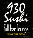 930 Sushi Full Bar Lounge