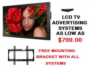 799 Digital Signage Package