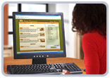 On-Line Ordering Module - Kitchen Printers and Monitors - Rear Monitor Media Displays - And Much More Image