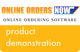 Online Orders Now Demo Video Image