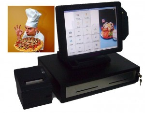 SunrisePOS Pizza POS System Image1