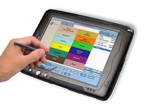 SunrisePOS And More Inc Wireless Aldelo For Restaurants System - Restaurant table ordering system