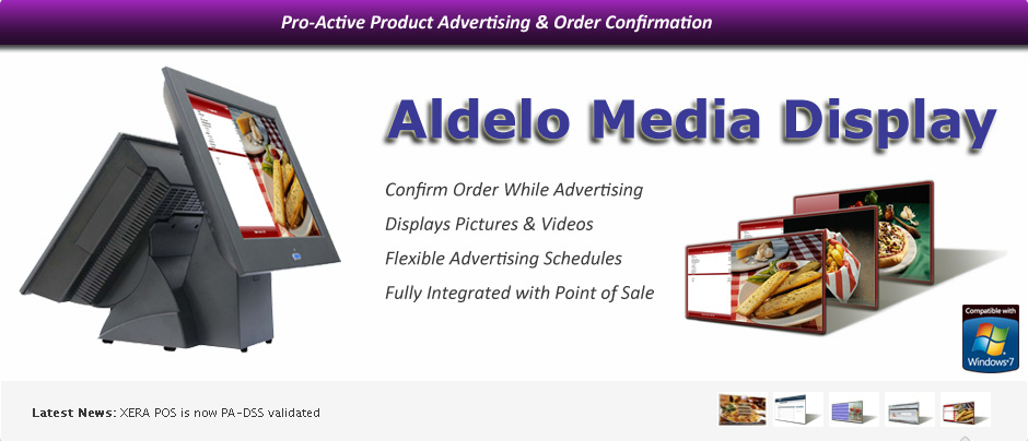 Aldelo Media Display Main 2012