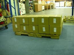 Pallet of POS Systems